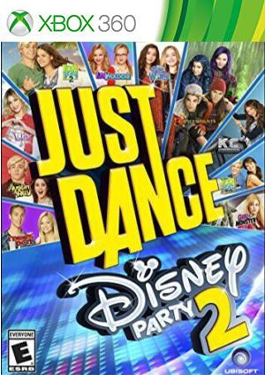 舞力全開迪士尼聚會2 美版GOD下載