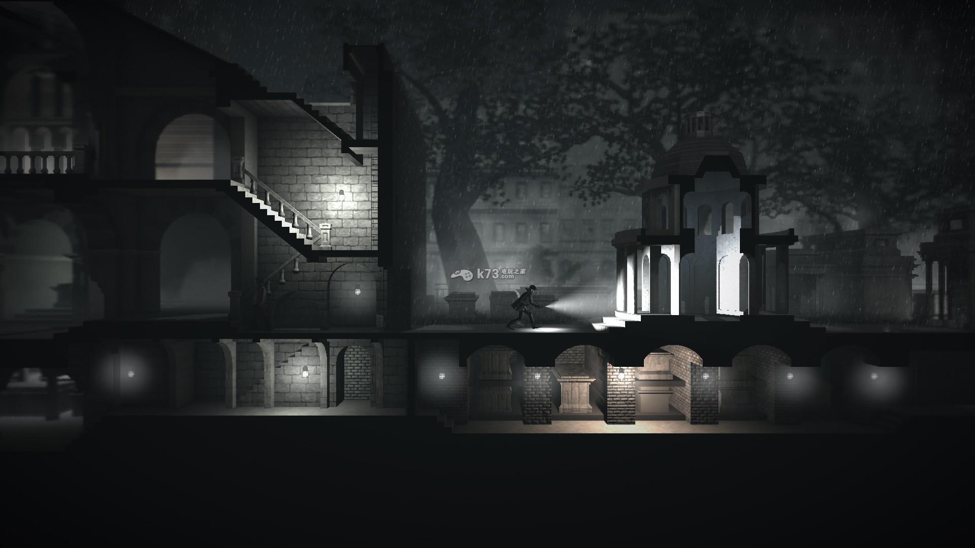 银翼杀手游戏下载_黑白雨夜中文版下载-Calvino Noir硬盘破解版下载-k73游戏之家