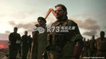 合金装备5幻痛 繁体中文版下载 截图