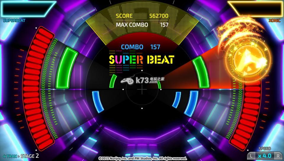 SUPERBEAT XONiC 日版下载 截图