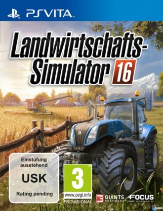 模拟农场16 欧版下载