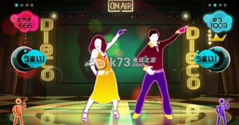 舞力全开Wii 日本版 日版下载 截图