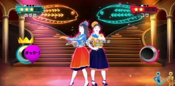 舞力全开Wii2日本版 游戏下载 截图