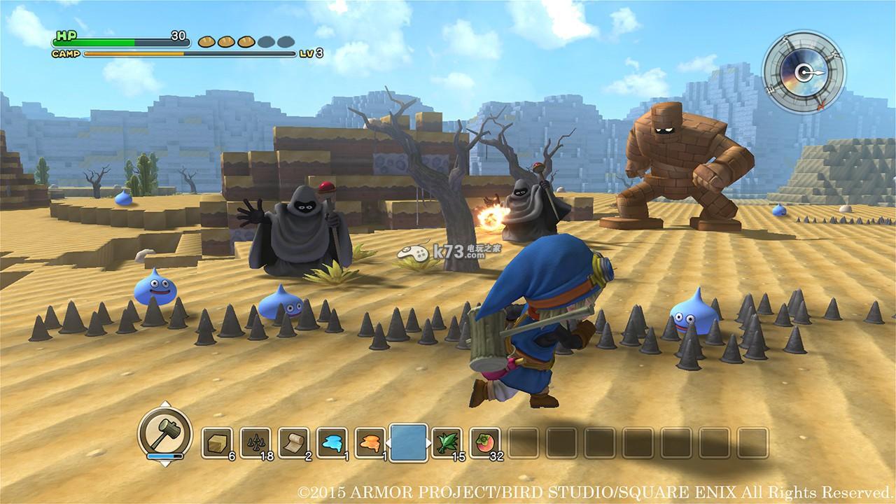 勇者斗恶龙建造者 繁体中文版下载 截图