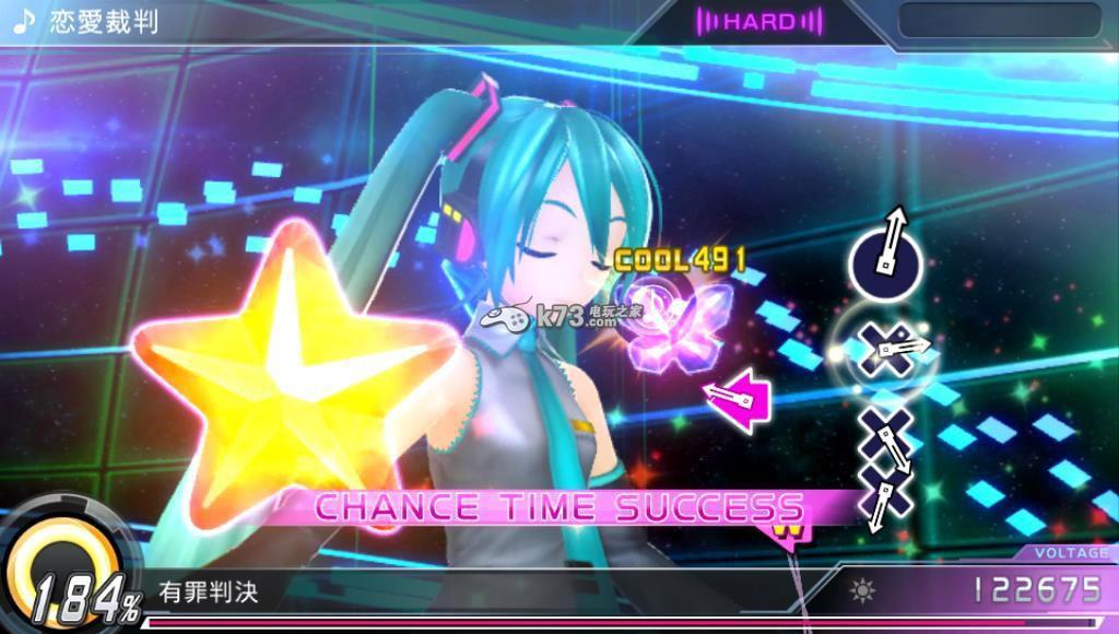 初音未来歌姬计划x 中文版下载 截图