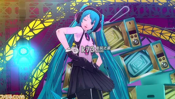 女神异闻录4终夜狂舞 繁体中文版下载 截图