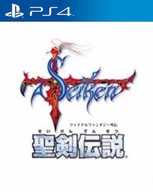 圣剑传说最终幻想外传 日版下载
