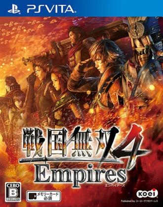 战国无双4帝国 美版下载