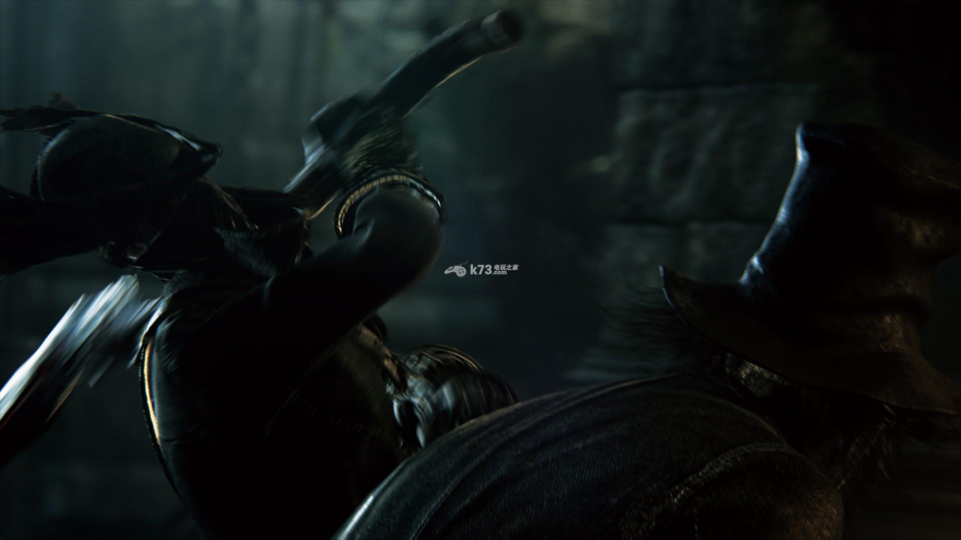 血源诅咒年度版欧版下载 血源诅咒老猎人ps4欧版下载 k73电玩之家