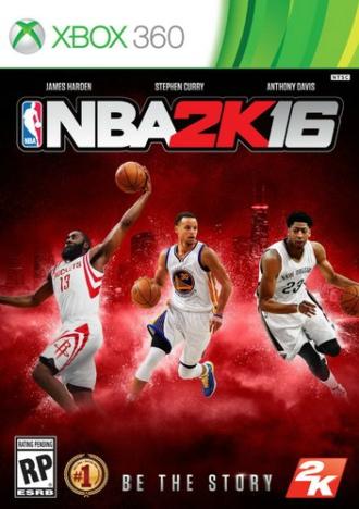 NBA 2K16 中文版下载