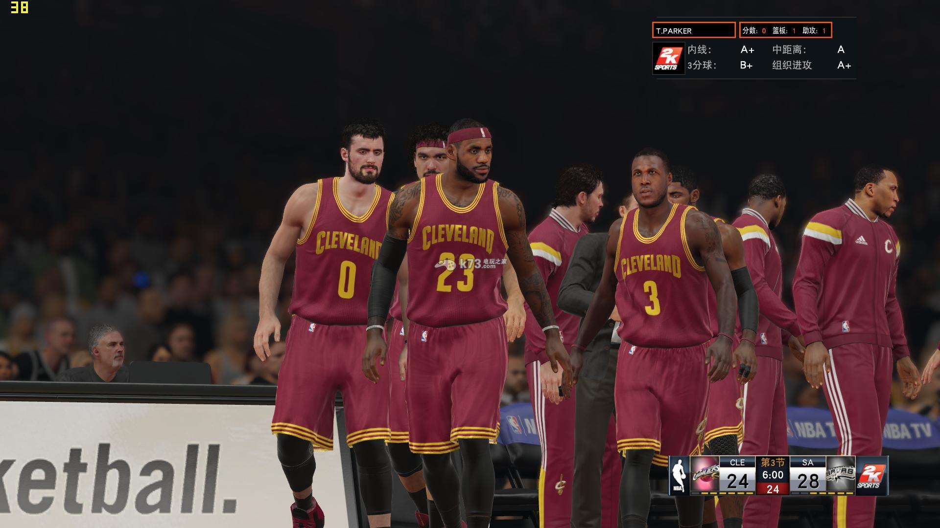 NBA 2K16 中文版下载 截图