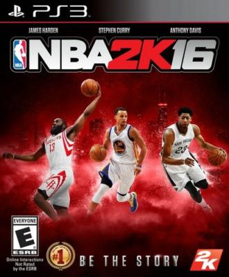 NBA 2K16 欧版预约