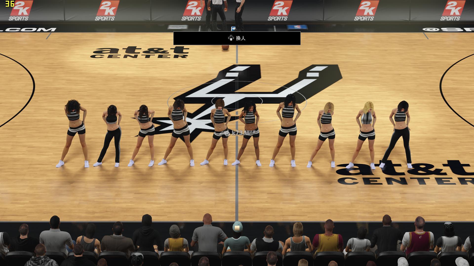 NBA 2K16 欧版预约 截图