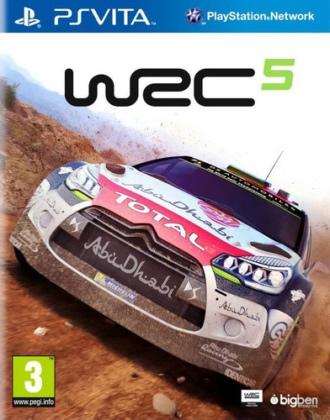 WRC世界汽车拉力锦标赛5欧版下载