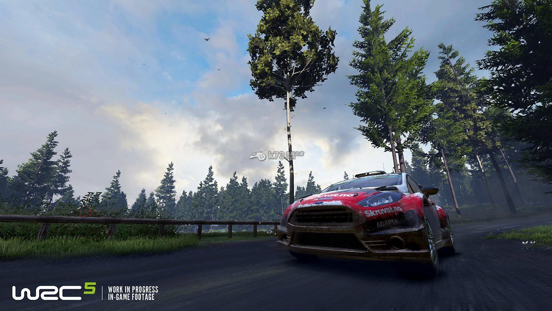 WRC世界汽车拉力锦标赛5 欧版下载 截图
