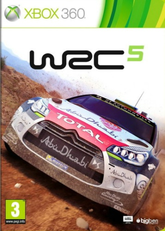 WRC世界汽車拉力錦標賽5 歐版