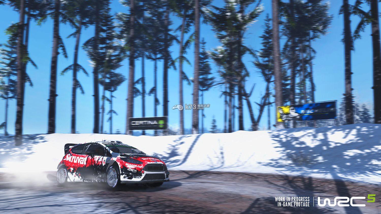 WRC世界汽车拉力锦标赛5 欧版 截图