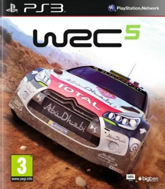 WRC世界汽车拉力锦标赛5 欧版