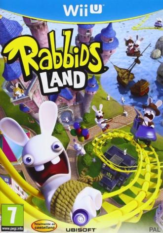 [WIIU]wiiu 疯狂兔子大陆欧版下载【Loadiine】