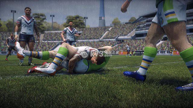 橄榄球联赛现场3 美版XEX下载 截图