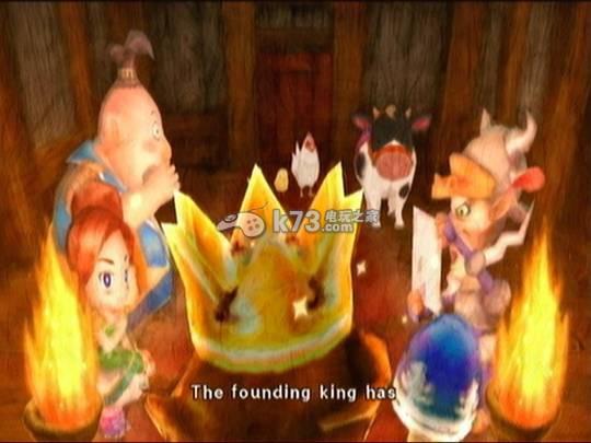 国王物语 美版预约 截图