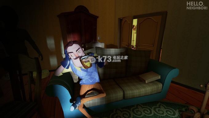 你好邻居 中文版下载 截图