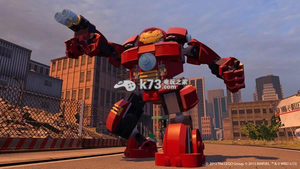 乐高漫威复仇者联盟 中文版下载 截图