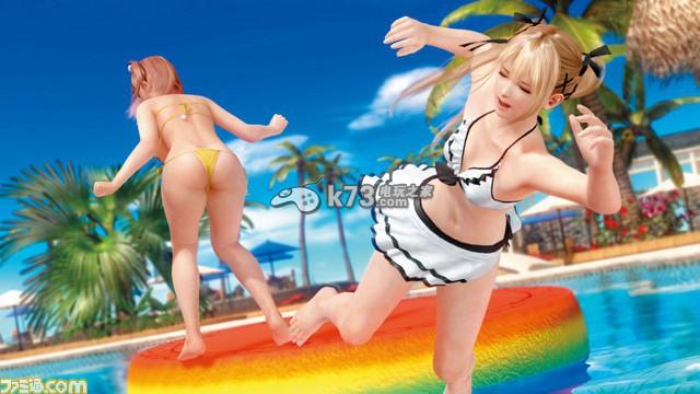 死或生沙滩排球3 繁体中文版下载 截图