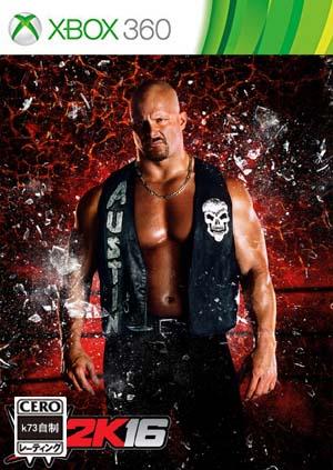 WWE2K16 全人物解锁存档下载