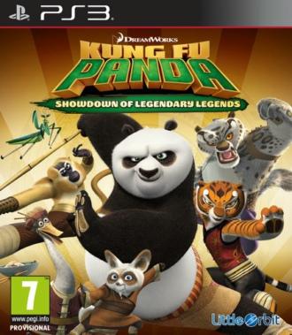 功夫熊猫 传奇对决 欧版下载
