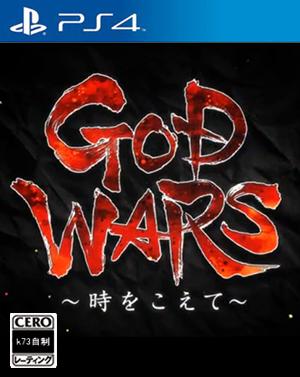 [PS4]神之战 超越时空日版预约 神之战穿越时空ps4版预约