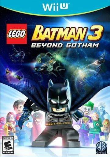 樂高蝙蝠俠3 美版下載
