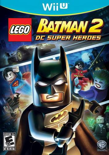 乐高蝙蝠侠2 DC超级英雄 美版下载
