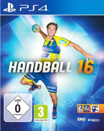 手球16 欧版