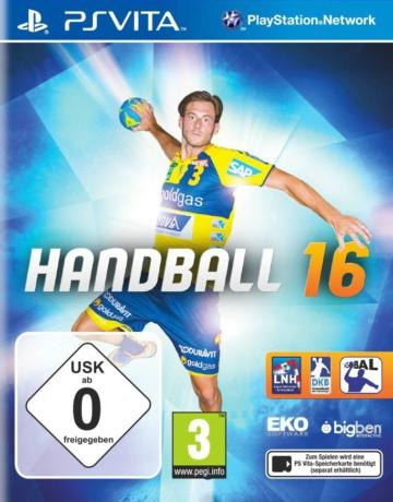 手球16 欧版预约