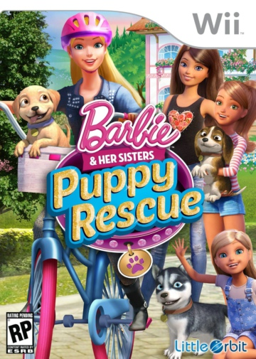 芭比和她的姐妹 宠物救援 美版