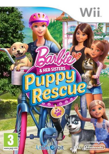 芭比和她的姐妹 寵物救援 歐版