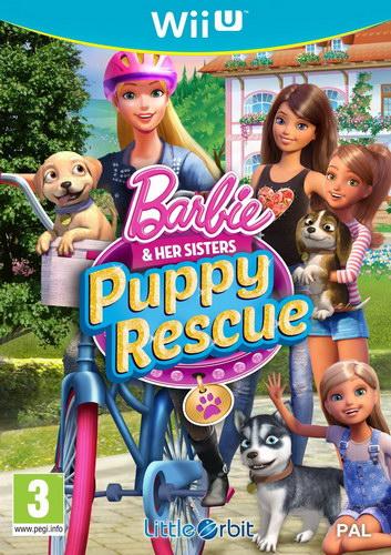 [WIIU]wiiu 芭比和她的姐妹 宠物救援欧版下载