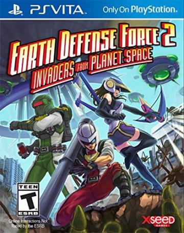 地球防卫军2 美版下载