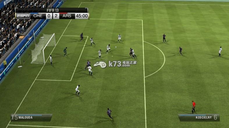 FIFA13 欧版 截图