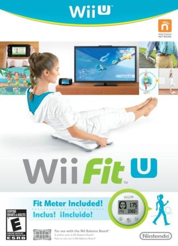 Wii塑身U美版