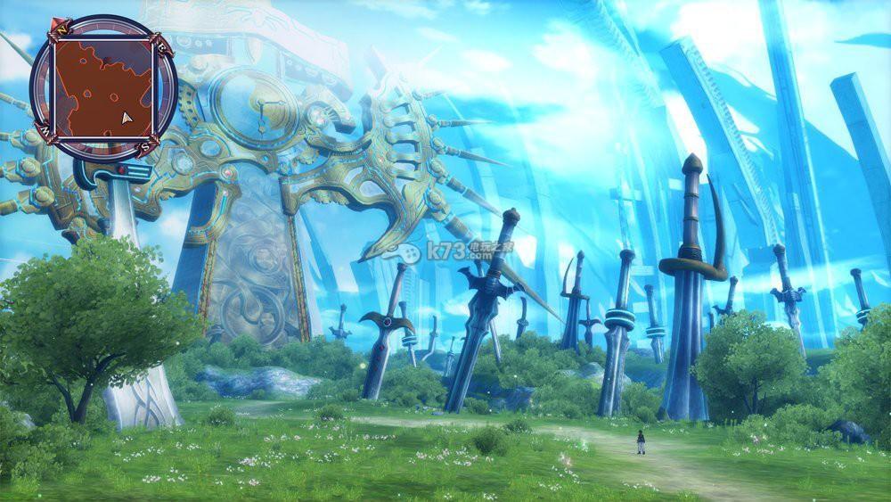 妖精剑士F黑暗之力降临 美版 截图