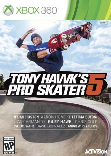 托尼霍克职业滑板5 GOD版下载