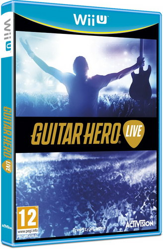 [WIIU]wiiu 吉他英雄live欧版下载