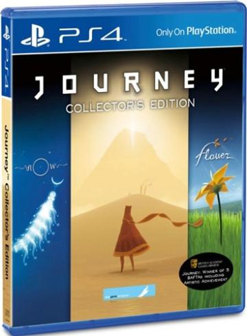 [PS4]风之旅人收藏版美版预约