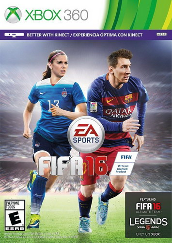 FIFA16 中文版下载