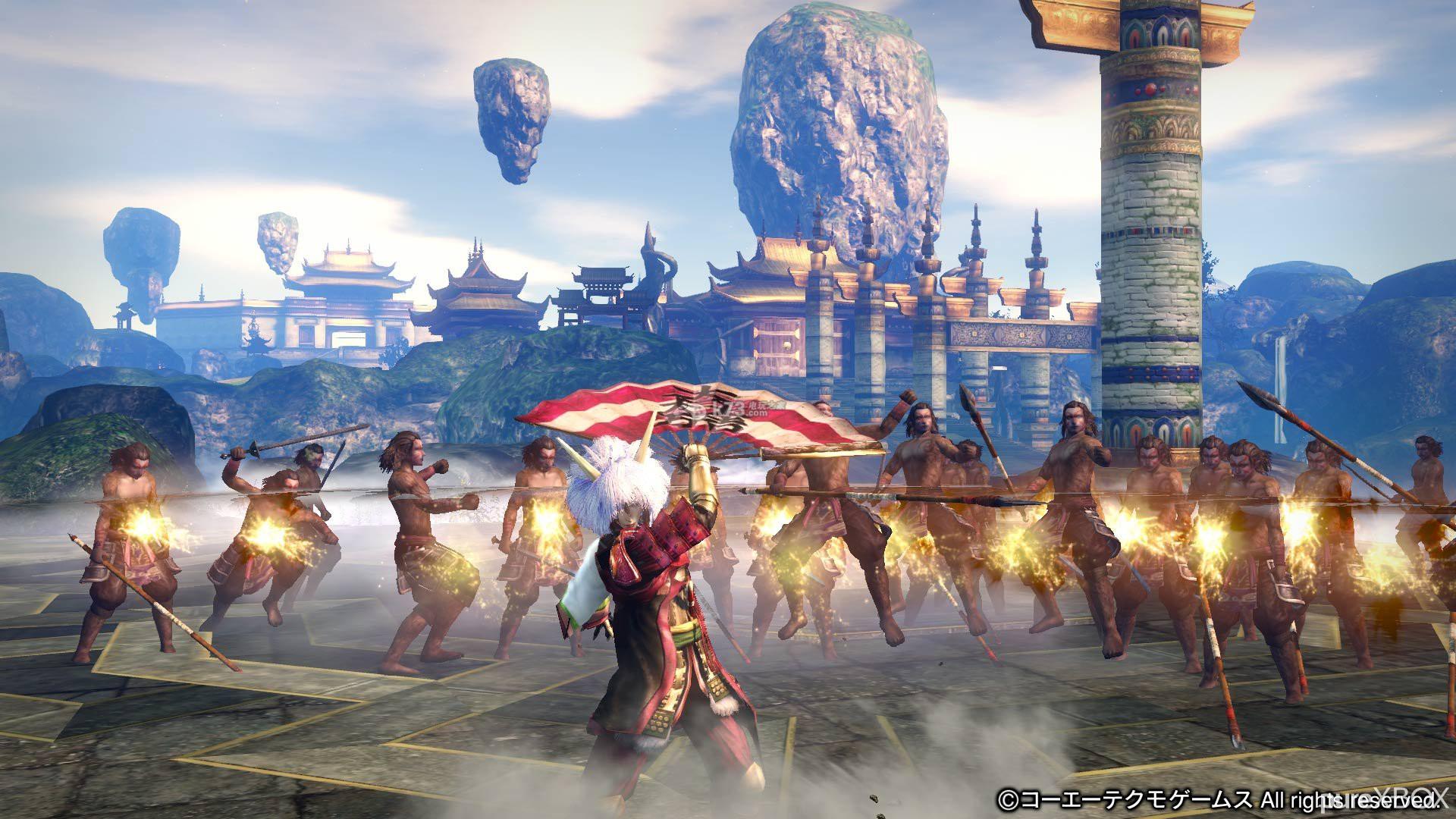无双大蛇2终极版 简体中文版下载 截图