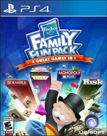 [PS4]孩之宝家庭欢乐包美版下载