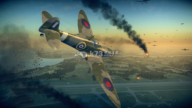 《战争飞机战斗机作战》是一款真实的射击战斗游戏