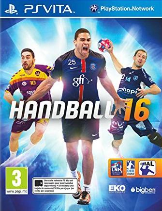 手球16 美版下载